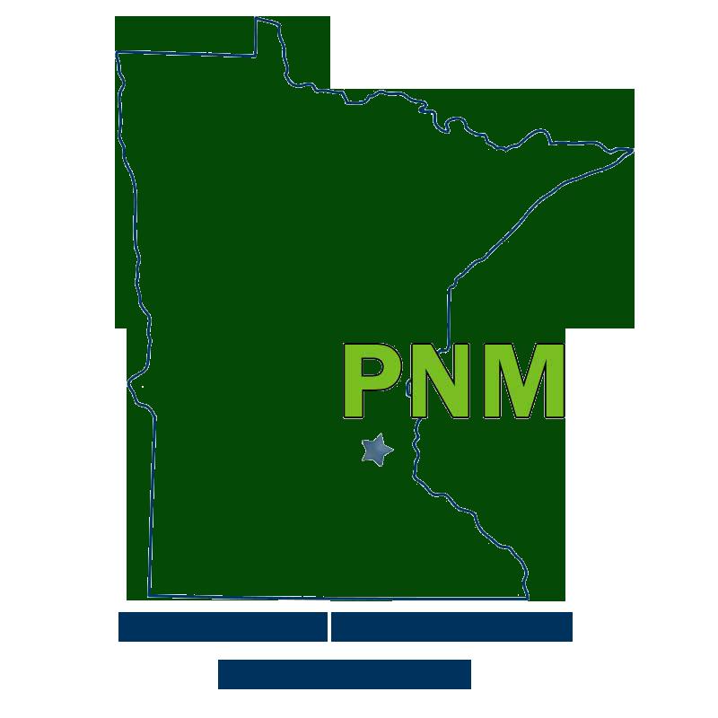 Professionals Network of Minnesota PNM logo